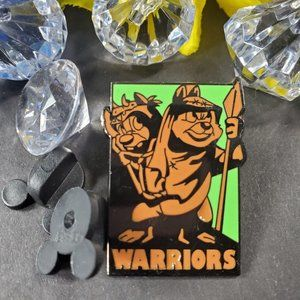 4/$25 Disney Parks Chip & Dale Ewok Warriors Pin